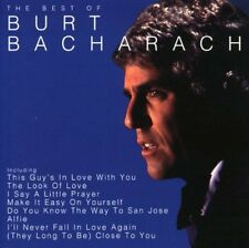 Burt Bacharach - The Best of Burt Bacharach [CD]