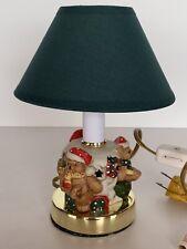 New listing Royce Lighting Mini Lamp w/Bulb and Shade - Holiday - Christmas
