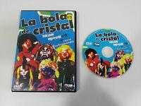LA BOLA DE CRISTAL DVD VOLUMEN 2 + ESPECIAL ELECTRODUENDES SERIE TV ALASKA