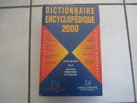 larousse dictionnaire encyclopedique 2000 langue francaise