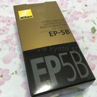 Nikon EP-5B AC Adapter Power Connecter For D7000/D600/D700/D750/D810/D800 JAPAN