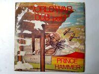 Prince Hammer-World War Dub Part 1 Vinyl LP 1979 ROOTS REGGAE DUB