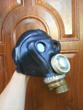 SOVIET RUSSIAN SELF-PROPELLED ARTILLERY OPTICAL GAS MASK PRV-U PRW-U LIKE SHMS