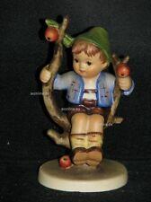 "Goebel Hummel 142 3/0 ""Herbst"", apple tree boy, Junge in Apfelbaum"