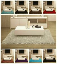 SHAGGY RUGS SOFT NON SHED LARGE AREA RUG CARPET MAT FLOOR BEDROOM 55MM THICK