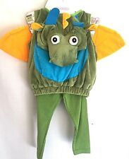 Infant Dinosaur Halloween Costume Size 0-9 months, 3, 6, Wings