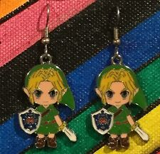 LINK Earrings Surgical Hook New Gaming Legend of Zelda