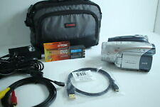 Canon HV20 High Definition MiniDV HDV Camcorder w/ USB, battery, new tape