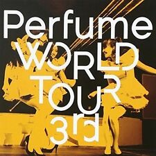 PERFUME - WORLD TOUR 3RD NEW DVD