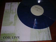 Coil Megalithomania!Lp Ltd50 Blue Marbled New/unplayed(Death in June Current 93)