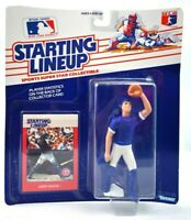 NEW 1988 Kenner Starting Lineup Jody Davis Chicago Cubs MLB Baseball Figure F10
