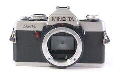 Vintage SLR Minolta XG 1 only body Ref.39187