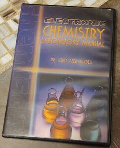 Electronic Chemistry Lab Manual (PC & MAC, 2003)