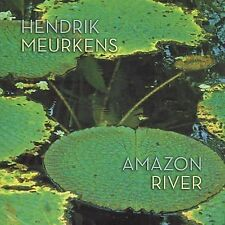 Hendrik Meurkens - Brazil - Harmonica - AMAZON RIVER CD