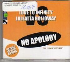 (BF500) Love To Infinity vs Loleatta Holloway - CD