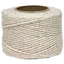 2mm cotton wick rope 100% high quality rebuildable  5m / 16.40 ft
