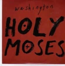 (CE493) Washington, Holy Moses - 2011 DJ CD