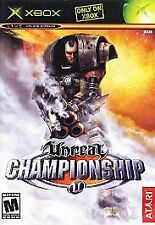 Game: Unreal Championship - Microsoft Xbox - Excellent Condition