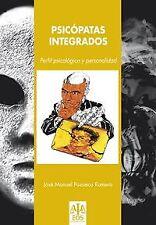 Psicópatas integrados perfil psicológico y personalidad. ENVÍO URGENTE (ESPAÑA)