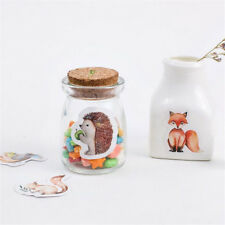 45 Pcs/pack Cute Forest Animals Stationery Stickers Flakes for Diary New