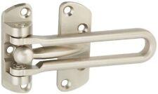 National Hardware  N335-984 Door Security Guard, Satin Nickel