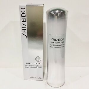 Shiseido White Lucent Total Brightening Serum 50ml. Brand New Sealed in Box!