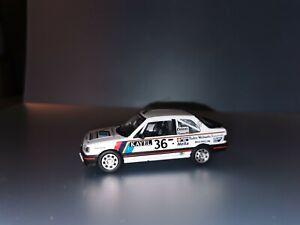 Corgi Peugeot 309 GTI Colin McRae Tribute Collection DJM Motorsport  *MEGA RARE*