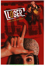 LOSER MOVIE POSTER DS Original 27x40 JASON BIGGS MENA SUVARI 2000