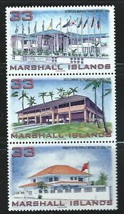 Marshall Islands Sc 669  New Buildings; Trust Company 1998; Embassy of People's