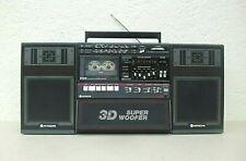GHETTOBLASTER  HITACHI TRK -9230 E  STEREO RADIO RECORDER ..     YouTube Video