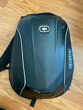 OGIO hardshell black no drag mach 5 backpack