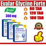 Evalar Glycine Glicin Глицин Forte 60 - 180 Touche 300MG B1, B6, B12 Exp 06/22