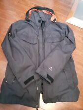 EUC Mens LONDON FOG functional Outdoor Gear 3 n 1 coat jacket snowboard sz M
