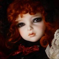 Dollmore Doll(s) Illua Doll - Chocolat noir : Petit Dahlia - Le40( No make up)