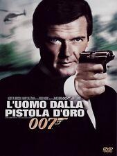 007 L'UOMO DALLA PISTOLA D'ORO (Dvd) CON ROGER MOORE