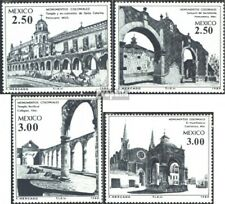 Mexico 1724-1727 postfris 1980 Bouwen uit de Colonial