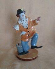 Royal Doulton Figurine: The Clown Hn# 2890 Mint
