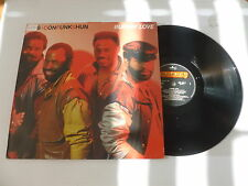 CON FUNK SHUN - Burnin' Love - 1986 Dutch (Holland) 8-track Vinyl LP