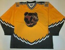 "Boston Bruins ""Pooh Bear"" Starter Jersey Men's 2XL Vintage"