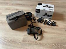 Sony Alpha NEX-6 Body Digitalkamera schwarz