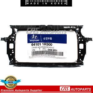 Radiator Support GENUINE Fits 2012-2013 Hyundai Accent OEM 641011R300