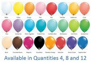 Mix and Match Choice of Latex Balloons Baby Shower Balloon Bouquet