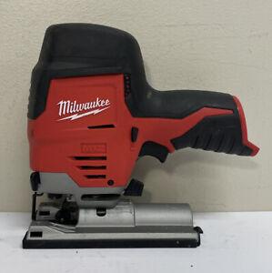 Pre Owned - Milwaukee M12 Li-Ion Jig Saw- Tool Only 2445-20