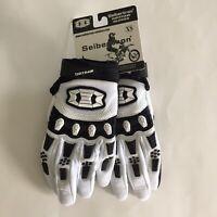 Seibertron Dirtpaw Unisex BMX MX ATV MTB Racing Mountain Bike Cycling Gloves XS