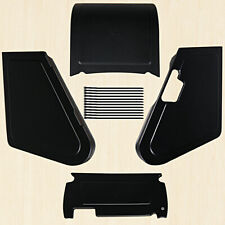 Under Seat Storage Black Body Panels For Honda Zoomer Ruckus 50Cc Nps