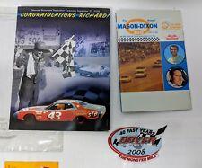 Dover International Speedway NASCAR Program & Patch 2008 Delaware DE