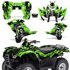 Graphic Kit Honda Rancher 420 ATV Quad Decals Sticker Wrap Parts 07-13 REAP GREN