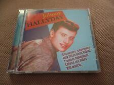 "CD ""JOHNNY HALLYDAY - T'AIMER FOLLEMENT"" 18 titres"