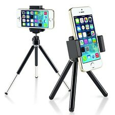 Insten 360 degree Ball Head Mini Phone Tripod Stand Holder for Smartphone Selfie