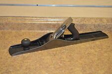 Vintage Stanley Bailey No 7 Corrugated Bottom Wood Jointer Plane 3 Pat Dates